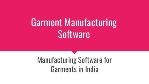 garment-manufacturing-software