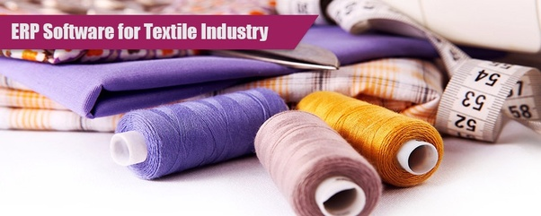 Best ERP Software for Textile Industry in India
